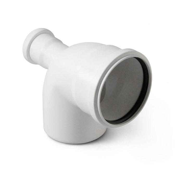 Отвод с выходом (фронтальный) Polytron Stilte