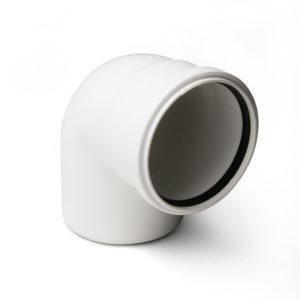 Отвод  87,5° Polytron Stilte