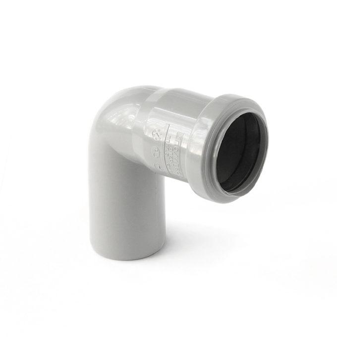 Отвод 87,5° Polytron Comfort